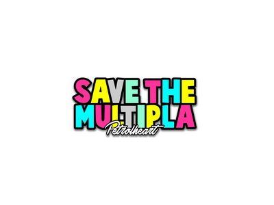 #savethemultipla | STICKER