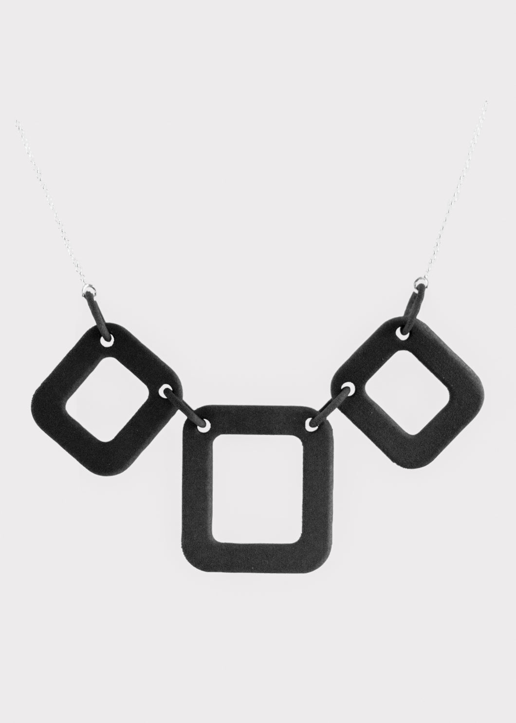 Squares Necklace