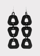 Load image into Gallery viewer, Trapezoid Hook Earrings