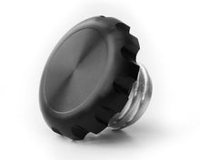 Load image into Gallery viewer, The Diamond Range Curbed Black Harley-Davidson Sportster Gas Cap