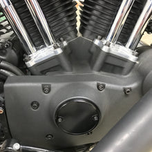 Load image into Gallery viewer, The Diamond Range Harley-Davidson Sportster Black Stainless Engine Bolt Kit