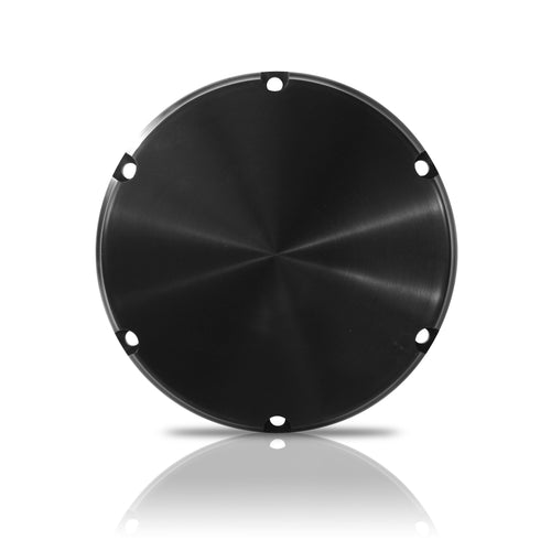 The Diamond Range Smooth Black Derby Cover, Sportster