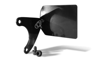 The Diamond Range Harley-Davidson Fatbob Side Mount Number Plate Bracket