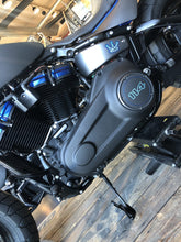 Load image into Gallery viewer, The Diamond Range Harley-Davidson Milwaukee-Eight Black Stainless Steel Engine Bolt Kit