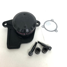 Load image into Gallery viewer, The Diamond Range Black Diamond Milwaukee Eight Air Cleaner Assembly