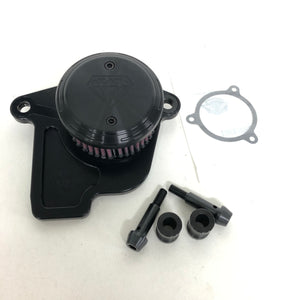 The Diamond Range Black Diamond Milwaukee Eight Air Cleaner Assembly