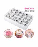 24 PCs Icing Nozzle Set