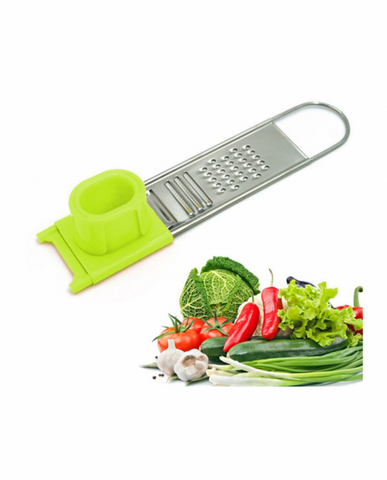 Stainless Steel Multi-functional Ginger/Vegetable Grinder Planer