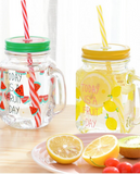 Lovely Candy Glass  Original Mason Jar