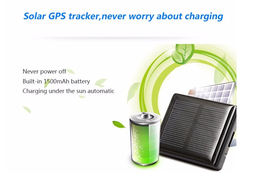 Solar Powered GPS Tracking Device For Cattle, Farm Animals and