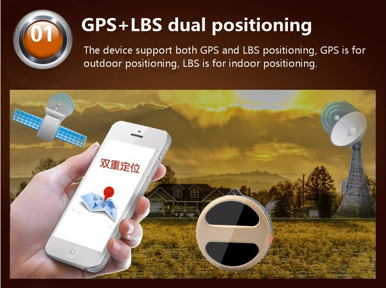 tiny gps tracker features