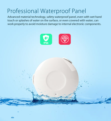 Home Water Leak Detection Device