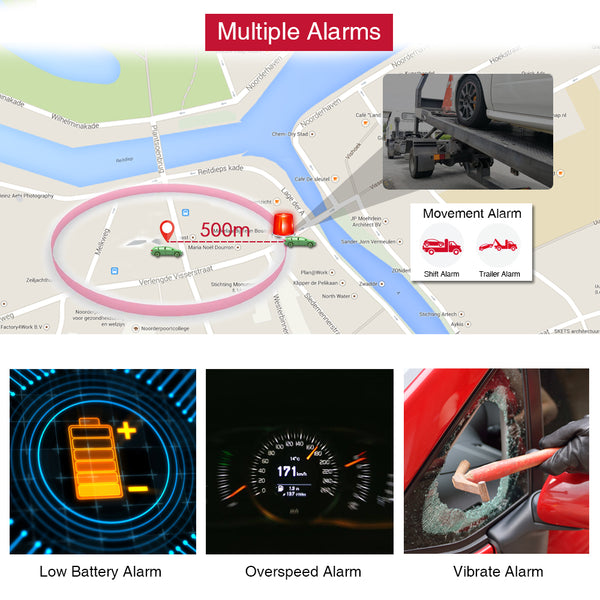 tkstar gps tracker for car