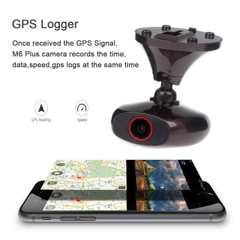 small dash cam function