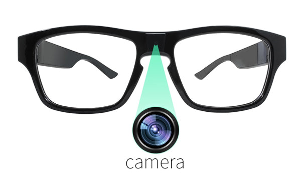 glasses spy camera