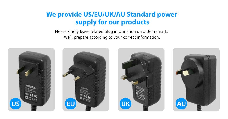 power adapter standard