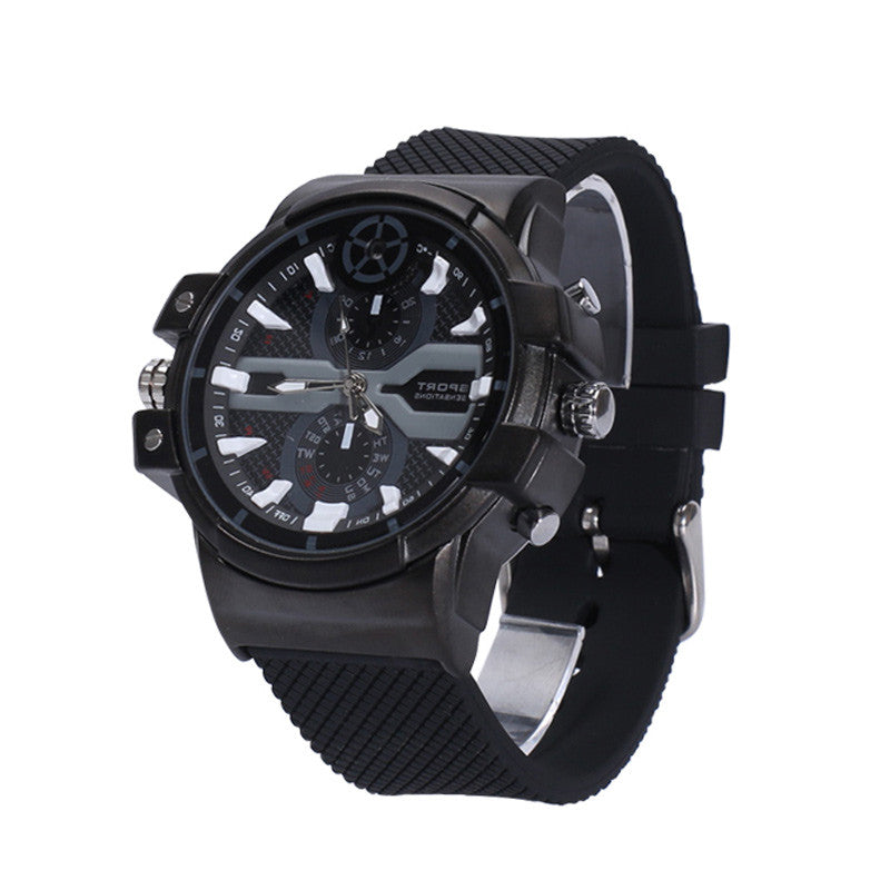 2K HD Spy Watch Camera