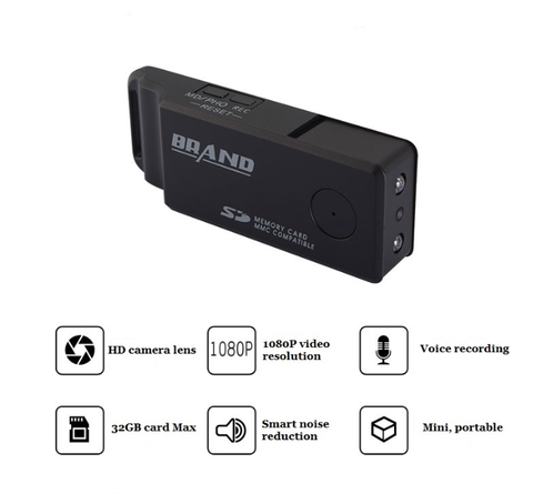 Night Vision USB Hidden Camera