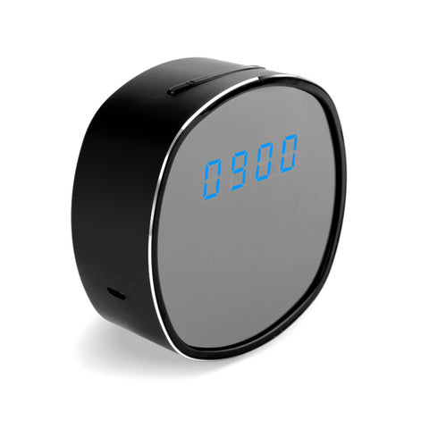 Wifi Spy Hidden Nanny Clock Camera