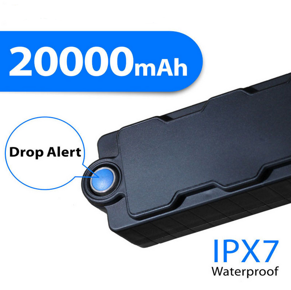 GPS Tracking Device With Long Battery Life | Real Time ...