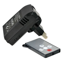 AC Adapter Hidden Camera HD