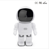 Astronaut Robot Rotating Ip Camera
