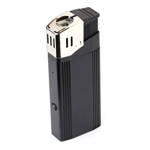 HD Cigarette Lighter Spy Camera