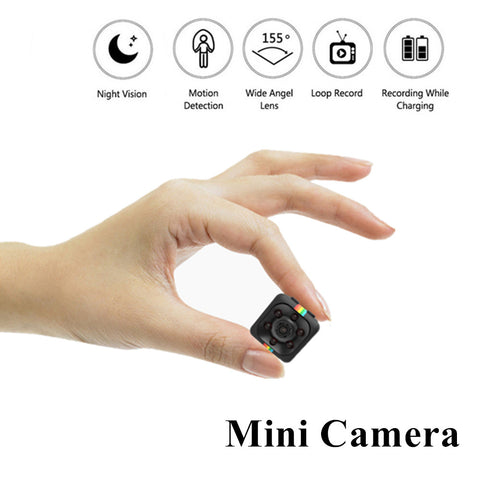 Mini DVR Spy Camera Video Recorder Full HD 1080P