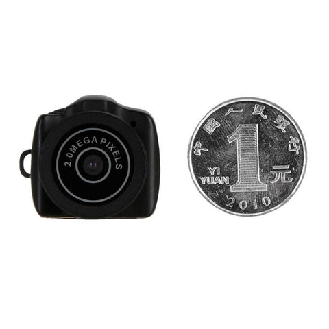 World's Smallest Camera