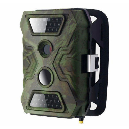 "HD 720P 2"" LCD Screen 40PCS IR LED Scouting Trail Camera"