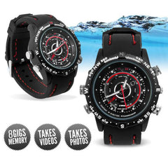 Waterproof SPY Camera Watch