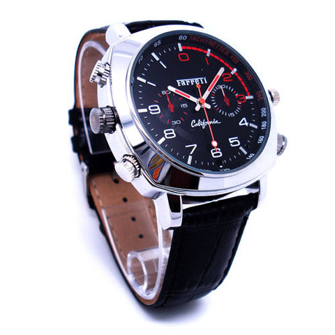 1080P Spy Watch Camera