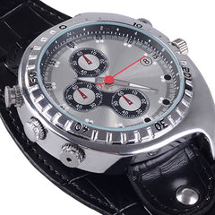 16GB HD Wrist Watch Spy Camera