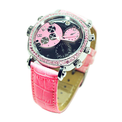 Womens Spy Watch With Auto IR Night Vision