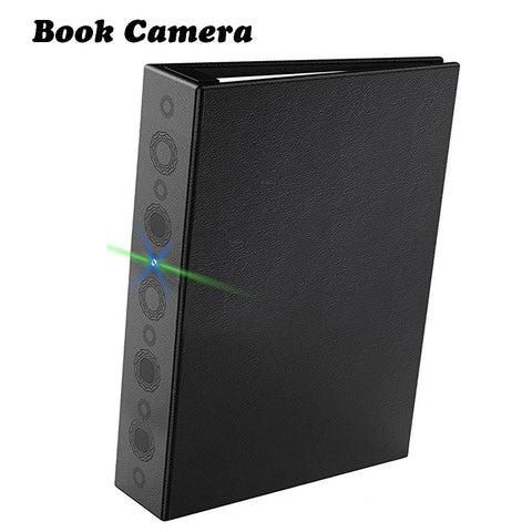 HD Book Hidden Cameras For Sale