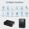 Solar Powered GPS Tracker With Long Battery 9000mAh