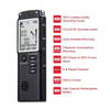 Digital Voice Activated Recorder With MP3 Player