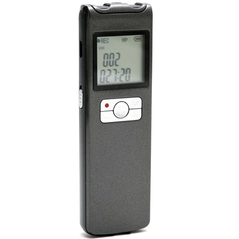 Digital Voice Recorder Long Battery Life