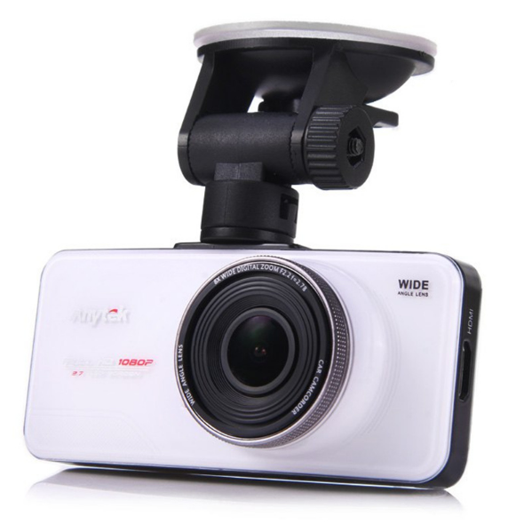 "2.7"" HD 1080P WDR Car Dashboard Camera DVR"