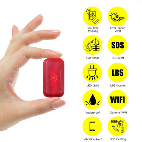 Mini GPS Tracker | Small GPS Tracking Device For Sale