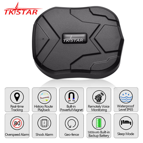 Tkstar Magnetic GPS Tracker For Car And Vehicle