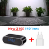 HD 1080P Wifi Clock Camera