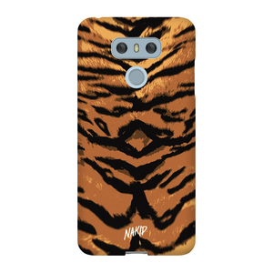 NAKID TIGER / PHONE CASES