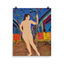 Load image into Gallery viewer, Acrylic Asylum Art - The Commute