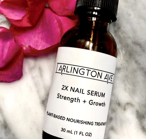 2X Nail Serum - Arlington Ave