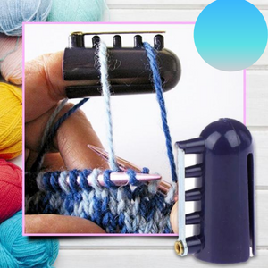 [PROMO 30% OFF] KnitEZ Thimble Yarn Guide