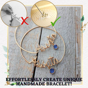 [PROMO 30% OFF] Craftish™ Jewelry Wire Jig Board
