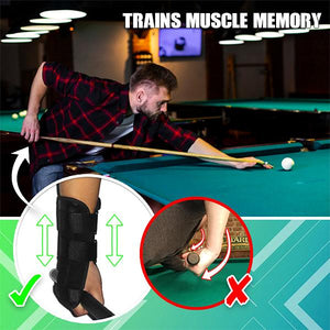 [PROMO 30% OFF] PoolPro Billiard Cue Wrist Trainer