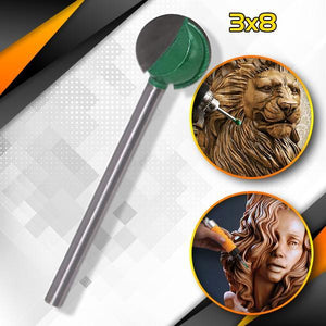 [PROMO 30% OFF] FastCarve Spherical Wood Carving Bits