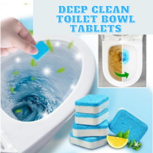[PROMO 30% OFF] Deep Clean Toilet Bowl Tablets